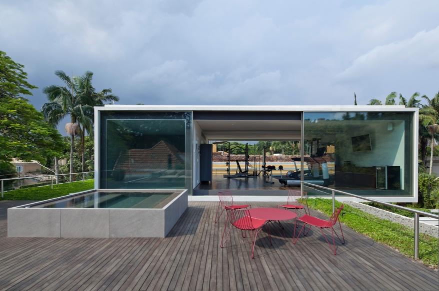 Belgica House by AMZ Arquitetos 08