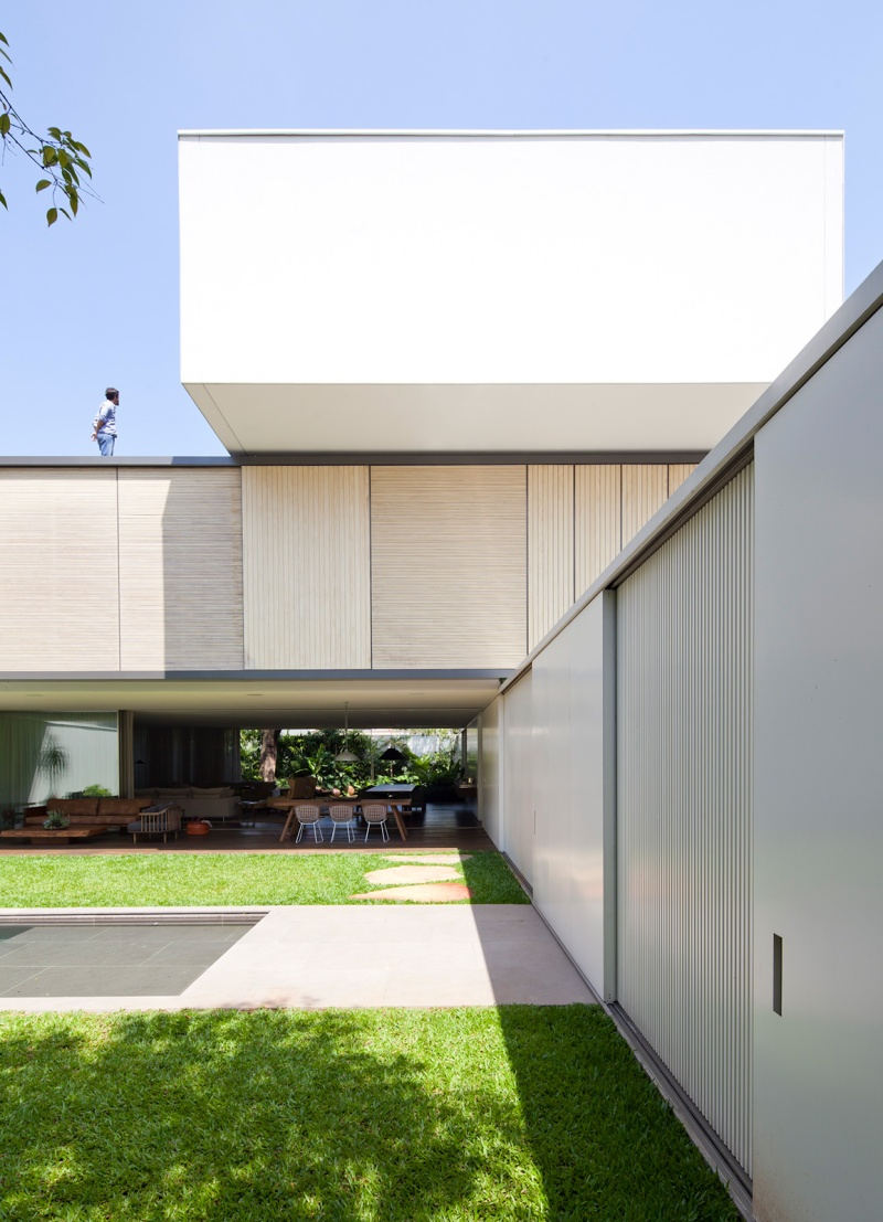 Belgica House by AMZ Arquitetos 09
