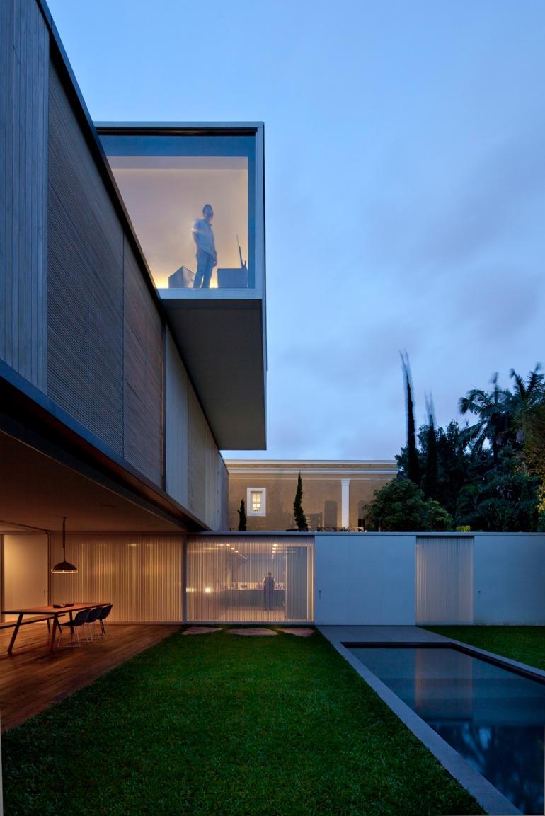 Belgica House by AMZ Arquitetos 11