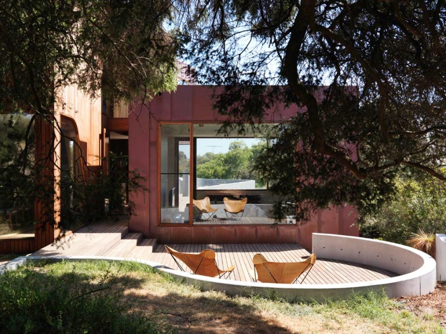 Bluff House by Auhaus Architecture 06