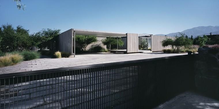 Casa 400 Columnas by Max NúñezArchitect 03