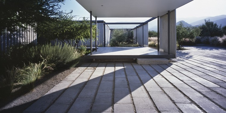 Casa 400 Columnas by Max NúñezArchitect 04