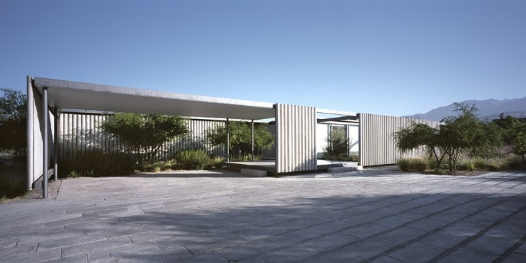 Casa 400 Columnas by Max NúñezArchitect 06