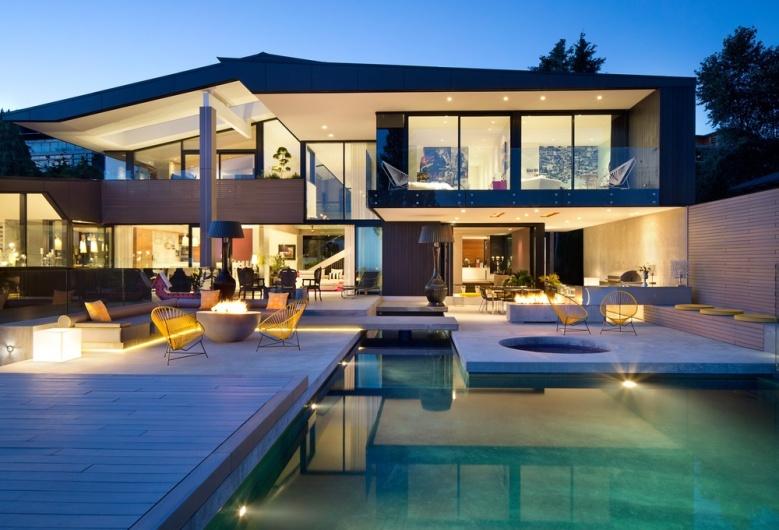 Groveland House by Mcleod Bovell Modern Houses 01