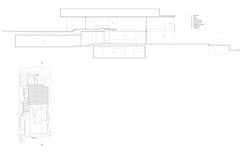 Groveland House by Mcleod Bovell Modern Houses Scholz+Section+++Site