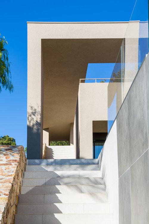 House L4 ▪ Ramatuelle, France by Vincent Coste Architects 06