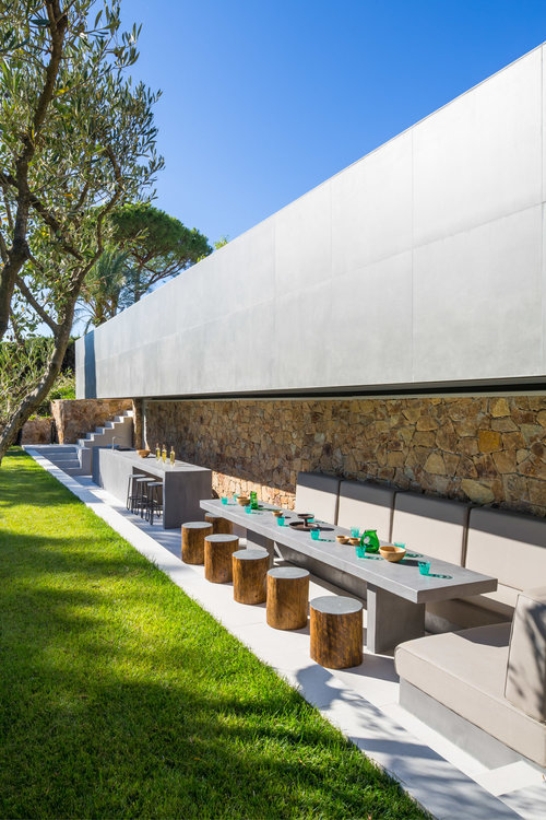 House L4 ▪ Ramatuelle, France by Vincent Coste Architects 08