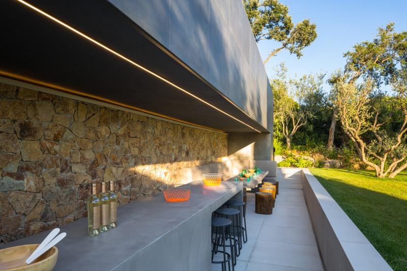House L4 ▪ Ramatuelle, France by Vincent Coste Architects 09