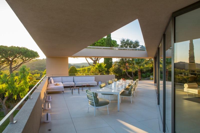 House L4 ▪ Ramatuelle, France by Vincent Coste Architects 10