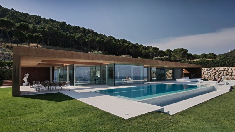 House rehabilitation in Aiguablava, Begur by MANO Arquitectura 01