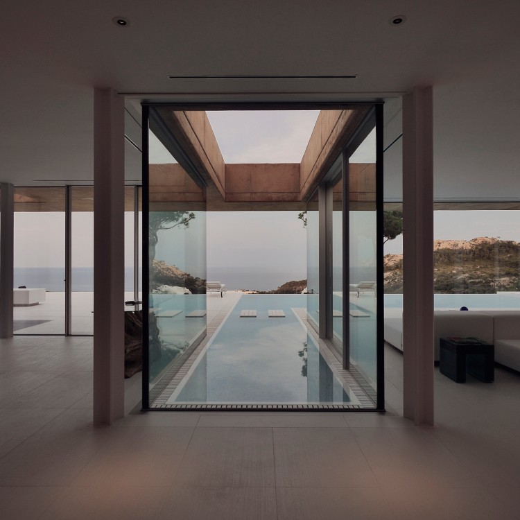 House rehabilitation in Aiguablava, Begur by MANO Arquitectura 07