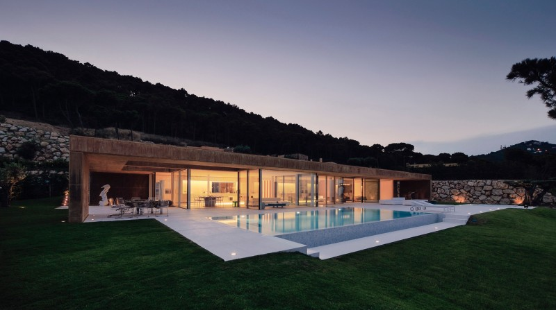 House rehabilitation in Aiguablava, Begur by MANO Arquitectura 08