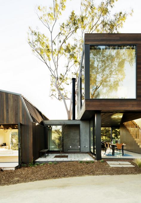Oak Pass Guest House by Walker Workshop 01