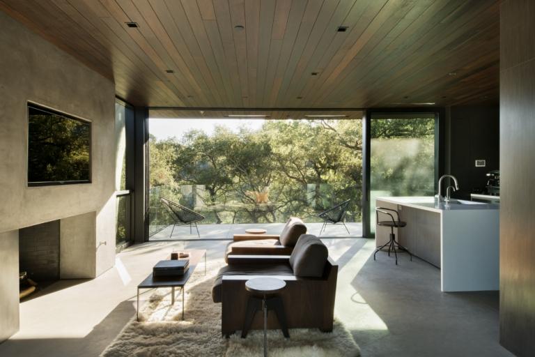 Oak Pass Guest House by Walker Workshop 02