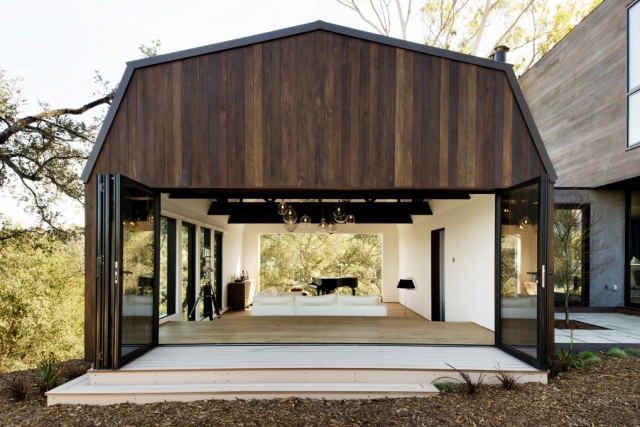 Oak Pass Guest House by Walker Workshop 04