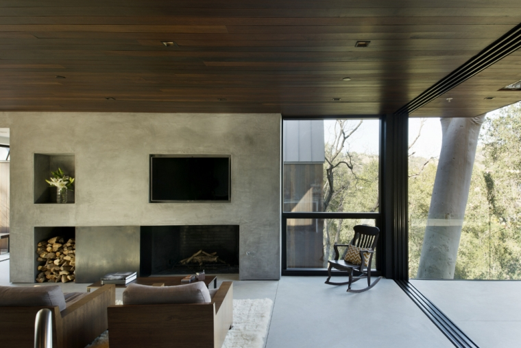 Oak Pass Guest House by Walker Workshop 05