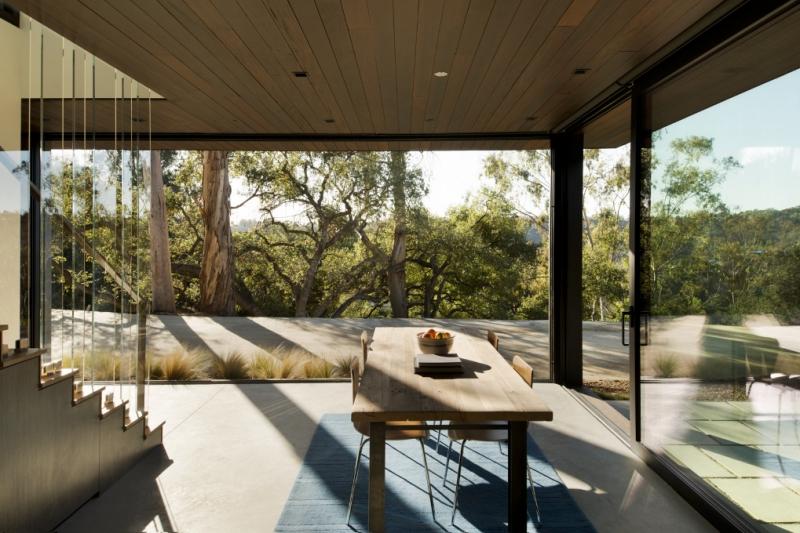 Oak Pass Guest House by Walker Workshop 06
