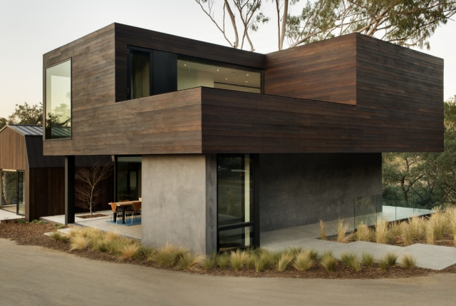 Oak Pass Guest House by Walker Workshop 09