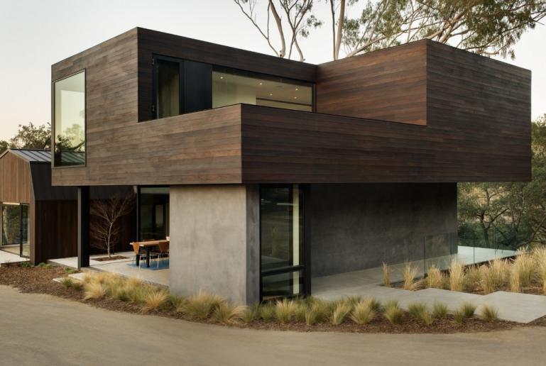 Oak Pass Guest House by Walker Workshop 09