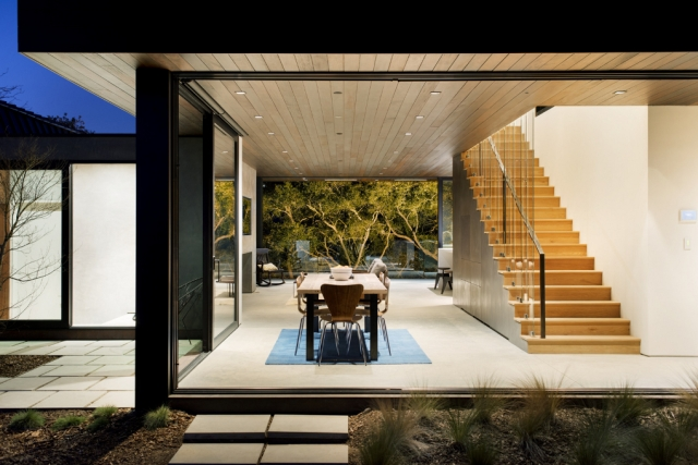 Oak Pass Guest House by Walker Workshop 12
