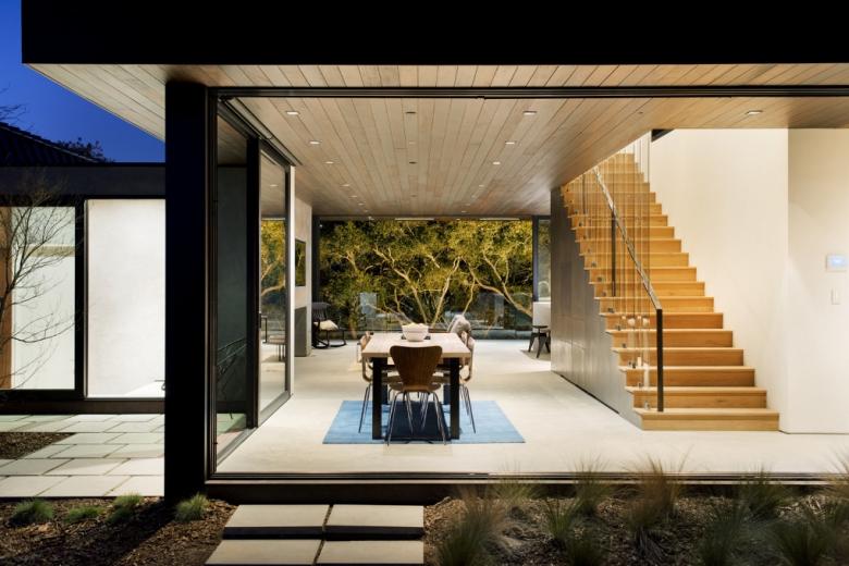 Oak Pass Guest House by Walker Workshop 12