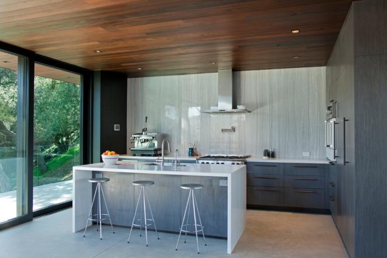 Oak Pass Guest House by Walker Workshop 13