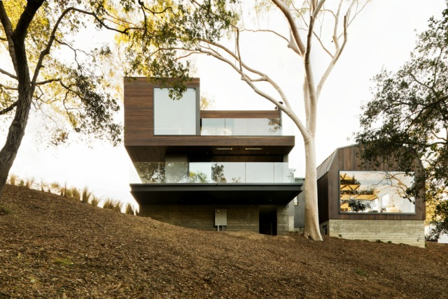 Oak Pass Guest House by Walker Workshop08