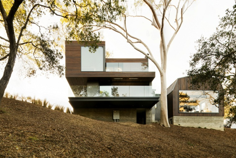 Oak Pass Guest House by Walker Workshop08