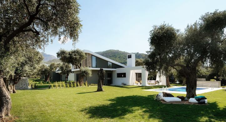 Olion Villa AA by Ark4lab of architecture 01
