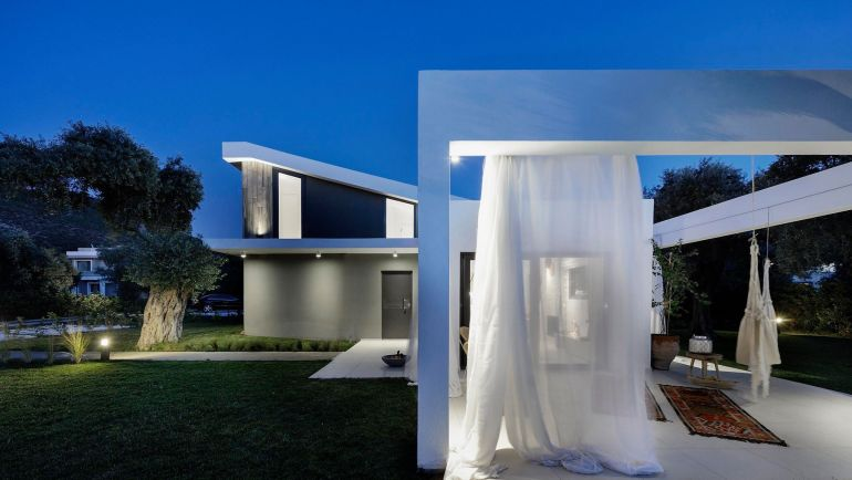 Olion Villa AA by Ark4lab of architecture 02