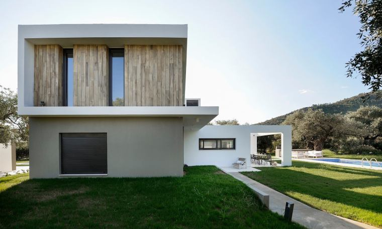 Olion Villa AA by Ark4lab of architecture 03
