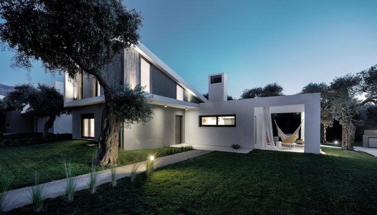 Olion Villa AA by Ark4lab of architecture 06