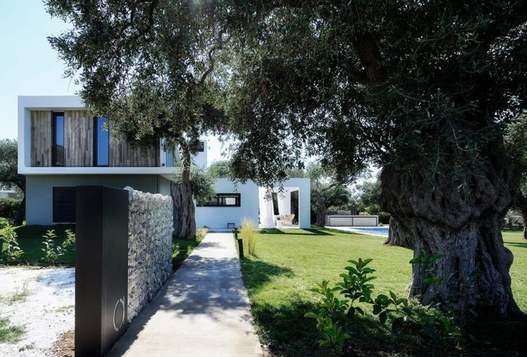 Olion Villa AA by Ark4lab of architecture 08