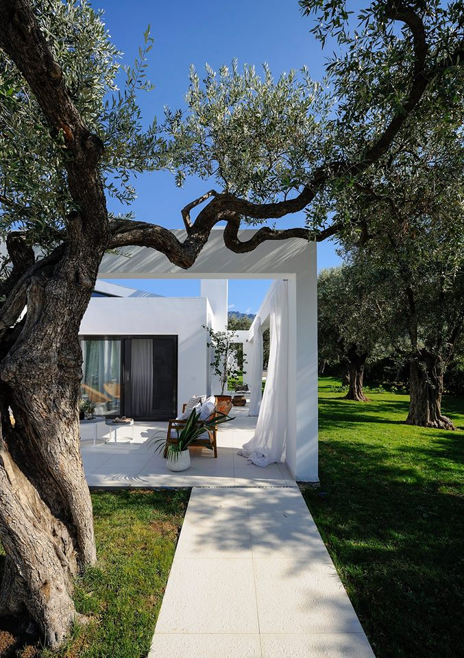 Olion Villa AA by Ark4lab of architecture 11