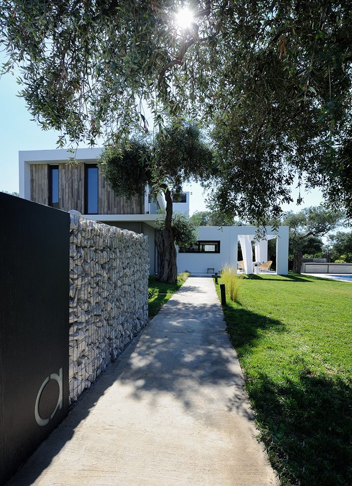 Olion Villa AA by Ark4lab of architecture 20