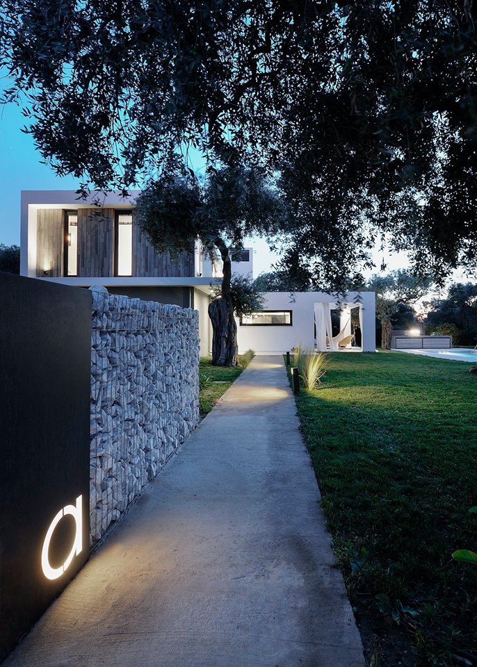 Olion Villa AA by Ark4lab of architecture 34