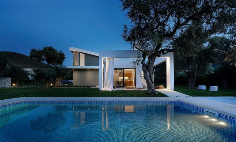 Olion Villa AA by Ark4lab of architecture 35