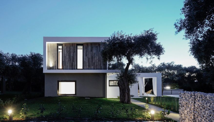 Olion Villa AA by Ark4lab of architecture 36