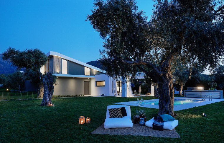 Olion Villa AA by Ark4lab of architecture 37