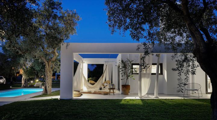 Olion Villa AA by Ark4lab of architecture 38