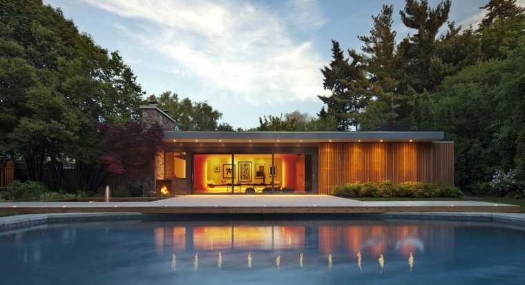 Pool house by John Tong Architect 01