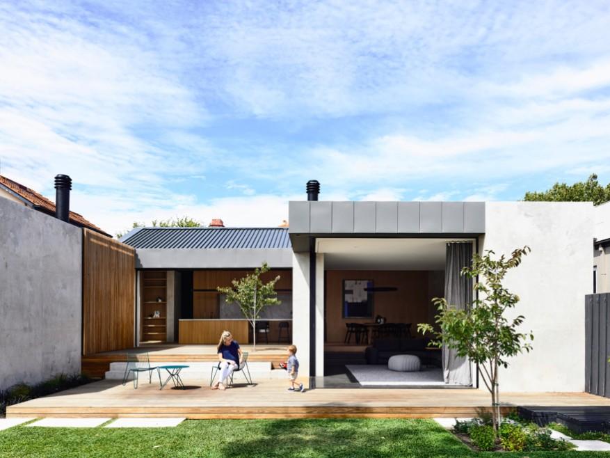 Prahran House Rob Kennon Architects01