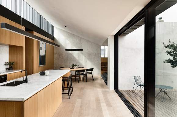 Prahran House Rob Kennon Architects02