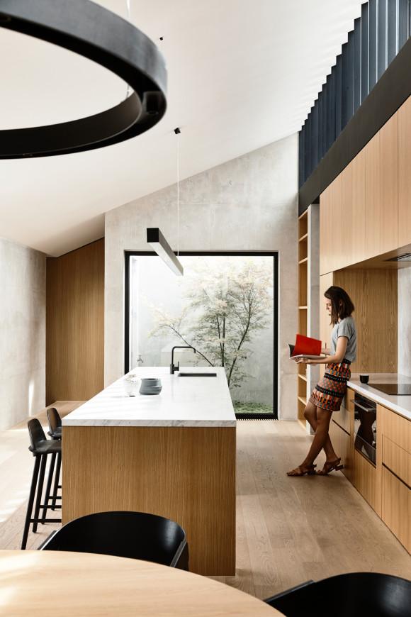 Prahran House Rob Kennon Architects04