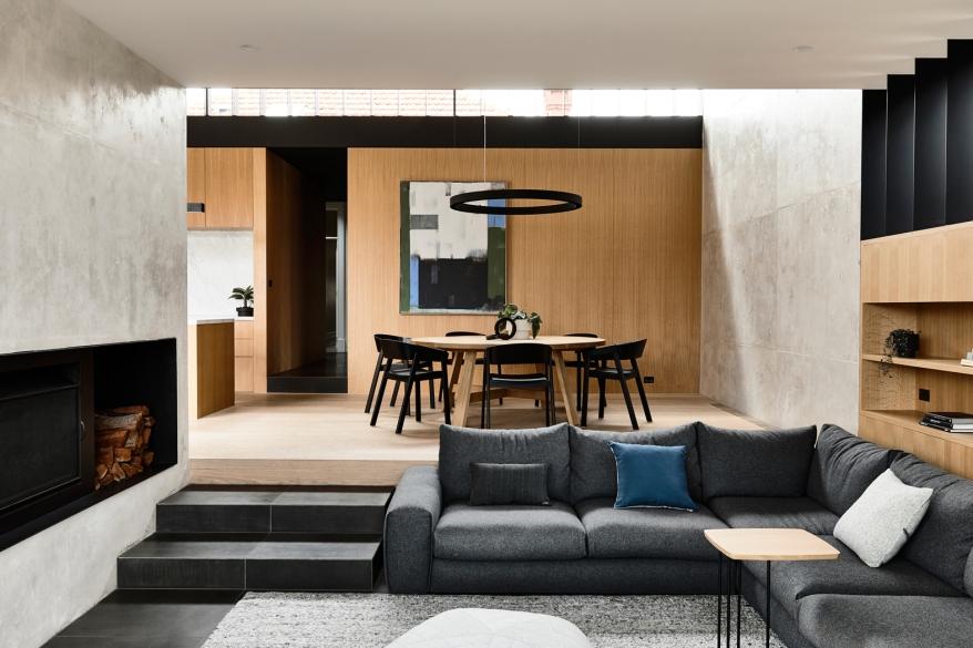 Prahran House Rob Kennon Architects07