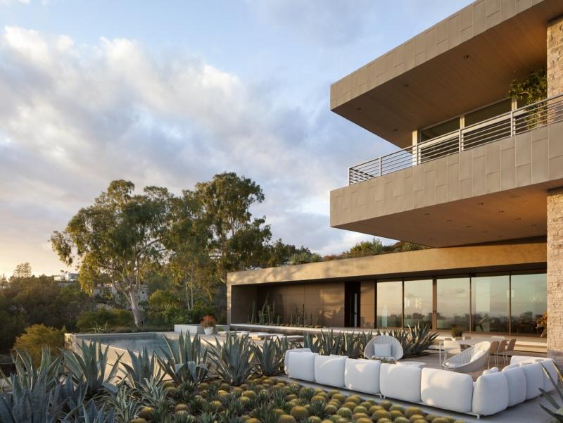 Summitridge Residence by Marmol Radziner Architects 03