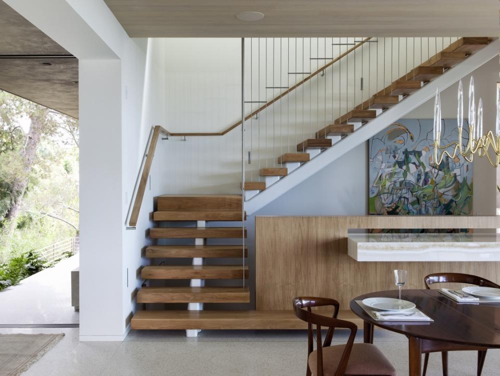 Summitridge Residence by Marmol Radziner Architects 06