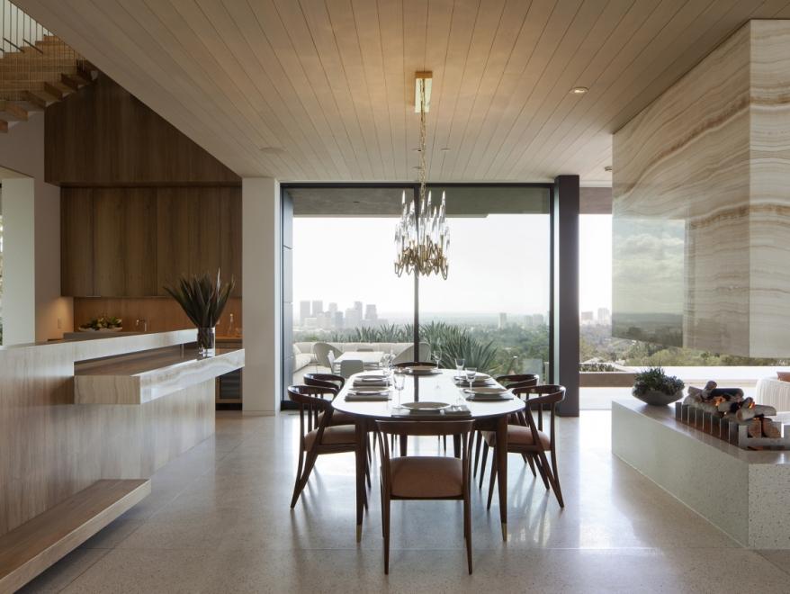 Summitridge Residence by Marmol Radziner Architects 07