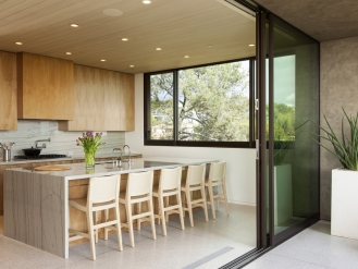 Summitridge Residence by Marmol Radziner Architects 09