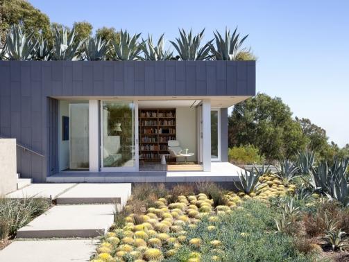 Summitridge Residence by Marmol Radziner Architects 11